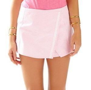 NWT Lilly Pulitzer Izzy Envelope Skort Skirt